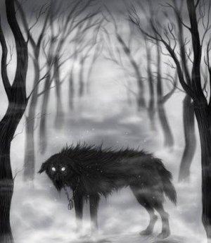 Собака-призрак