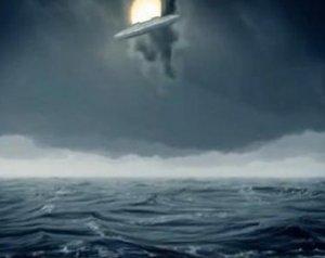 НЛО в Балтийском море